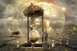 Новые конфигурации материи и энергии: удивительная гипотеза, существует ли время в мире Божьем