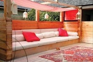 Экология, практичность, простота: лучшие идеи из дерева для вашего участка и дома
