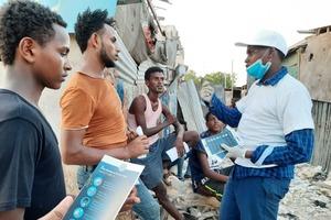 Как показал опрос, в мире есть места, где никогда не слышали о пандемии: Мьянма и не только