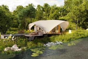 Уникальные дома-шатры с 5-звездочными удобствами по цене от $ 50 тысяч: изготовитель берется доставить их в любую точку мира