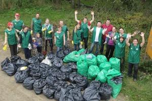 Волонтеры из Подмосковья стали лидерами по количеству активистов: они заботятся об экологии и проводят акции по защите окружающей среды