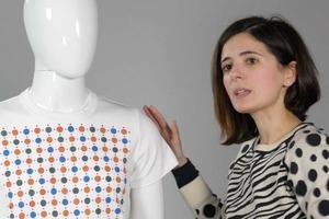 Надев футболку, можно узнать о своем здоровье. Она окрасится в специальный цвет, в зависимости от вашего состояния