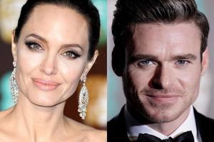 Анджелину Джоли подозревали в новом романе: Ричард Мэдден очень похож на молодого Питта