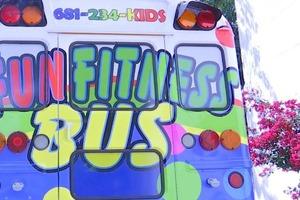 Фитнес-автобус: организаторы предлагают почти все: от финансовой грамотности до развития творческих навыков и полезного досуга для детей