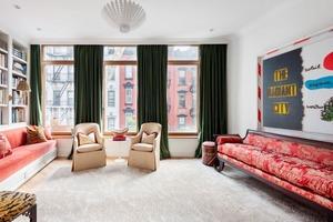 """""""Благоприятные для пандемии"""" апартаменты на Манхэттене продаются за 6,8 млн $. В доме всего 3 квартиры, так что встречи с соседями будут ред"""