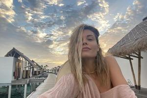 Мария Горбань похвасталась вкусным завтраком: российская актриса проводит отпуск на Мальдивах