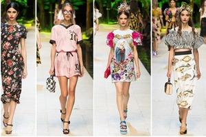 Мини, объемный рукав, принт - модные тенденции, которые станут абсолютным хитом лета 2020