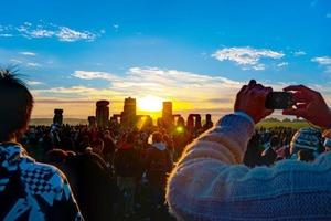 Хотите посмотреть летнее солнцестояние в Стоунхендже? В этом году из-за пандемии оно будет виртуальным