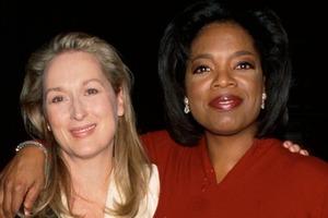 Мерил Стрип мечтает, чтобы она стала президентом: как знаменитости относятся к Опре Уинфри и почему