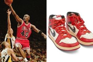 Первые кроссовки Майкла Джордана побили мировой рекорд, они проданы на аукционе за 560 000 долларов