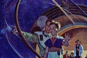 """Как """"Стартрек"""" помогает бороться со стрессом: ученые считают, что чтение научной фантастики делает вашего ребенка более жизнерадостным"""