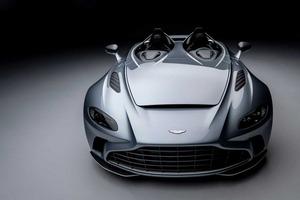 Aston Martin представил суперкар V12 Speedster без крыши и лобового стекла: за модель ограниченного выпускапридется заплатить почти миллион