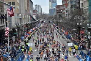 Из-за пандемии Бостонский марафон впервые за 124 года отменен