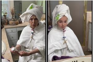 «Чудодейственное средство от морщин»: неожиданный результат косметической процедуры актрисы Джин Робертсон