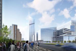 """В Москве построят """"космическую башню"""": для Национального космического центра в столице возведут сооружение в 248 метров"""