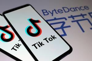 """Власти Китая оштрафовали владельца TikTok: они решили, что приложение """"портит атмосферу в обществе"""""""