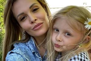 Как выглядит дочь Марии Горбань: поклонники обсуждают, похожа ли белокурая Стефания на маму