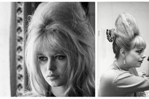 Бледные губы и волосы, выпрямленные на гладильной доске: модные тенденции 60-х, которые ни за что не прижились бы сегодня
