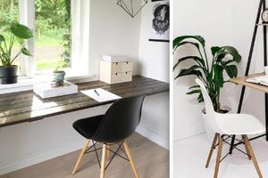 Кто сказал, что рабочий стол должен быть большим? 9 столов в минималистичном стиле, в которые сложно не влюбиться