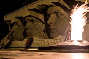 """""""Память"""": выставка произведений искусства, посвященных Великой Победе, пройдет в шести городах, первым среди которых стал Белгород"""