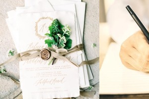 Чтобы определить, кого стоит пригласить на свадьбу, невеста попросила гостей написать эссе о том, почему они хотят попасть на праздник