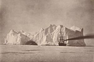 Айсберги причудливых форм и охотники-эскимосы: какой была Арктика в XIX веке (редкие фотографии)