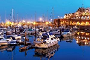 Потрясающие места для отдыха в графстве Кент: от уединенных пляжей до исторических гаваней