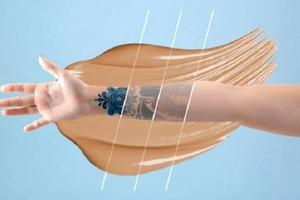 Пошаговый гид: как с помощью консилера, пудры и другой косметики скрыть татуировку
