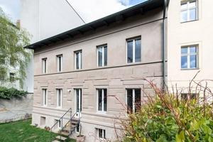 Дизайн-студия превратила дом мельника 19-го века в Берлине в современный семейный дом