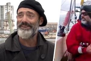Мужчина проплыл один на паруснике через Атлантику, чтобы увидеть своего отца в Аргентине