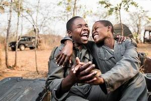 Знакомьтесь, африканский отряд рейнджеров, где одни женщины. Девушки ведут борьбу с браконьерами
