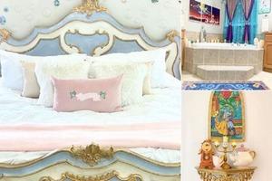 Мама оформила свой дом в сказочном стиле: интерьер каждой комнаты основан на разных мультиках Диснея