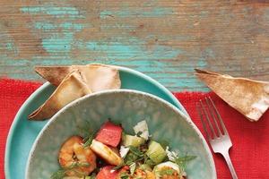 Самые невероятные рецепты блюд и напитков из арбуза от шеф-поваров, не боящихся экспериментов
