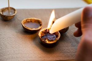 Ритуал с грецким орехом на Хлебный Спас. Бабушка всегда говорила, что орехи в этот день подскажут сердцу