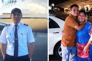 Парень из бедной семьи эмигрировал в Америку, обучился профессии мечты и стал летчиком. Теперь он первый пилот родом из Панамы