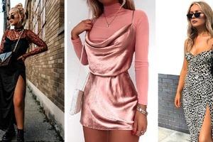 Девять образов, чтобы выглядеть потрясающе в платье-комбинации