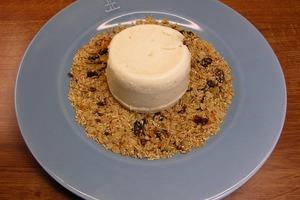 Творог можно делать не только из молока: из имбирного корня и пектина получается очень вкусный кисломолочный продукт