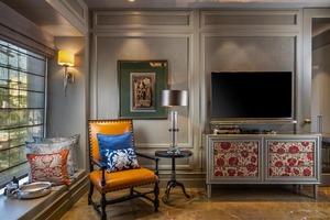 Сердце домашних развлечений: красиво вписать телевизор в интерьер, независимо от стиля и конструкции, простые в исполнении идеи
