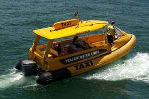 3000 рублей за 30 минут: в Санкт-Петербурге запускают водное такси