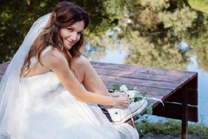 «Тайное становится явным»: экс-солистка группы REFLEX Женя Малахова во второй раз вышла замуж и показала в соцсетях фото