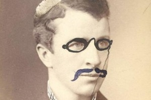 "Предвестник ""Фотошопа"". В конце XIX века американский бизнесмен с помощью чернил изменял свои фото до неузнаваемости"