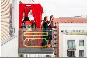Самые привлекательные для Instagram балконы: театральная ложа, пространство в джунглях или уединенное место у бассейна