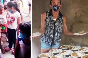 Ютубер из Никарагуа превратила свой дом в столовую, чтобы 3 раза в неделю кормить детей из малообеспеченных семей