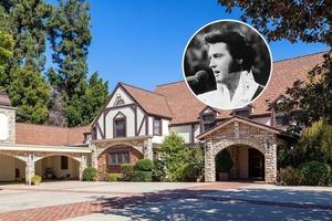 Дом Элвиса Пресли в Лос-Анджелесе с 7 спальными комнатами продали за 30 миллионов долларов (2 млрд рублей)