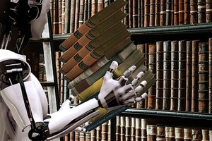 Искусственный интеллект вслух читает книги: книжный сервис роботизировал озвучку произведений