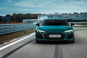 Audi R8 Green Hell Edition: выпущена лимитированная версия в честь триумфального R8 LMS