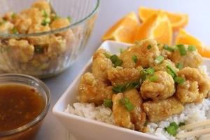 Курица в индонезийском стиле: простой рецепт изысканного блюда в апельсиновом соусе