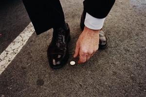 Если нашли монетку, обратите внимание на номинал. Бабушка говорила, что это подсказка для нас