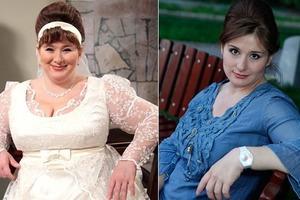 Российские знаменитости, сказавшие «прощай» лишнему весу (фото)