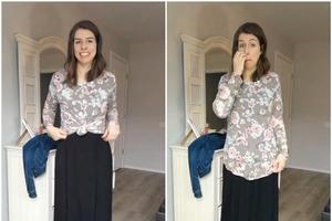 Поверх платья можно надевать рубашки: если все сделать правильно, то такой образ подойдет любой женщине